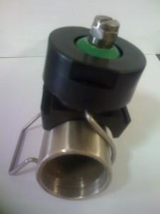 Bico spray para pré tratamento e molhamento de peças